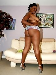 Aymee and Titanic are two big ass chocolate babes that I had