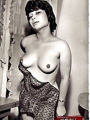 Vintage topless sweethearts