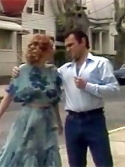 Retro housewife loves cock