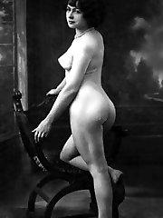 Vintage plump bottom pics