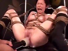 Japán AV Pornó Kurva Gép Maturbation (DXHK003) Ayuka Chisato