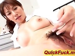 hot nurse smashed by therapist