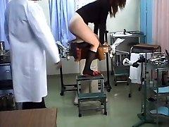 Japanese college girl medical spycam sex