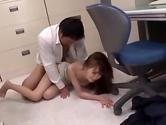 Hottest Japanese nymph Aino Kishi in Best Blowjob, Nubiles JAV scene