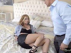 BrattySis - Daughter-in-law Wants Punish Fuck From Step Father