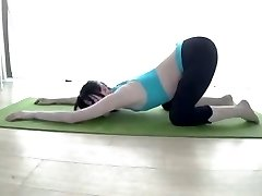 Wii Fit Tutor Yoga japanese cosplay hotty