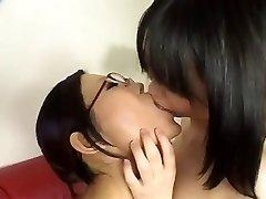 Asian lesbos