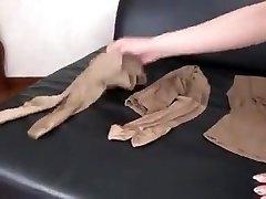 Natural pantyhose
