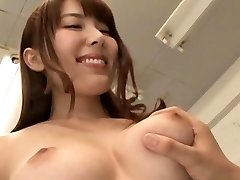 Stunning teacher's bushy cunt getting fingered and toyed hard