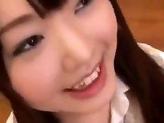 かわいい日本の女子高生のぶっかけ
