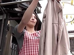 Finest Japanese girl in Amazing Wife JAV vid