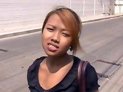First-timer Thai Cuties jane 19yo