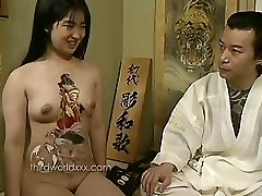 Fun With Inked Chinese Slut