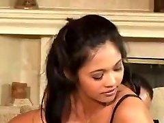 Asian gal in Latex