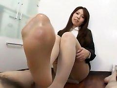 Exotique Japonaise salope Reiko Higuchi dans les Meilleures JAV clip