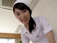 Kana Yume in Obscene Nurse Will Deep-throat You