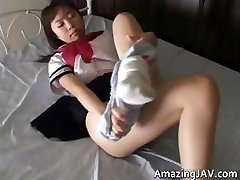 Japanese college girl upskirt in public part2