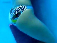 Teen Dolls Swimming Pool Climax