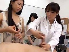Unbelievable Japanese slut Airi Hayasaka, Kyouko Maki, Sayo Nakamoto in Horny POV JAV scene