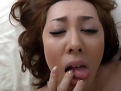 Chubby Japanese Wife Molested And Fucked