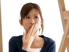 Japanese Blowjob (with surprise cum shot reaction)