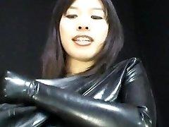 Japonés De Látex Ajustada 65