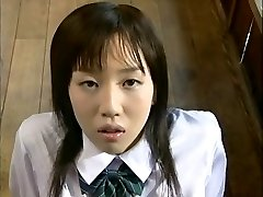 Japānas meitene bukkake
