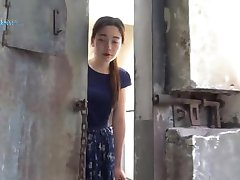chinese girl at jail part4