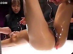 Hottest homemade Group Orgy, BDSM sex clip