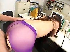 Japanese Teen Gal Pantyhose Sex