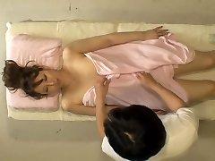 Kinky Jap wide takes cock in hidden cam massage bedroom video