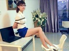 Asian Restrain Bondage