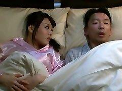 Mao Hamasaki in I Screwed My Brothers Wifey part 1