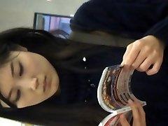 Japán upskirt videó 2