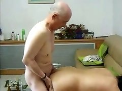 Fucking Friend 's Chinese Granny
