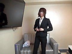 Engaged female doctor intercourse training.2