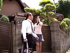 Amazing Chinese girl Risa Murakami in Crazy puny tits, oldie JAV scene