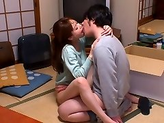 Hottest Chinese whore Akiho Yoshizawa in Horny kitchen, couple JAV sequence