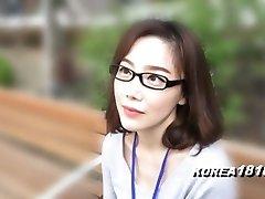 korea1818.com - koreański cutie w okularach