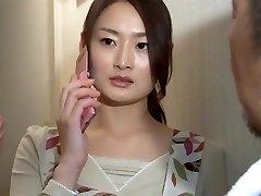 Hottest Japanese model Risa Murakami in Naughty Small Boobs JAV movie