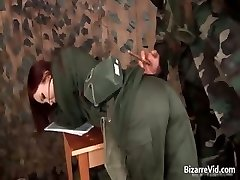 Steamy crimson haired getting spanked part3