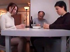 Exotic Asian lady Yui Tatsumi in Crazy Foot Job/Ashifechi, Oldie JAV video