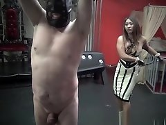 Fabulous Homemade clamp with Asian, Female Dom scenes