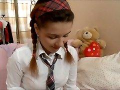 Lara schoolgirl