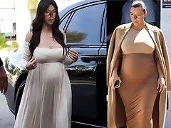 Sexy Pregnant Transgirl Marisa Kardashian