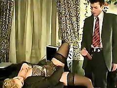 Pounded By The Boss In The Ass