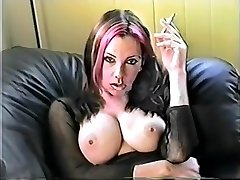 Best fledgling Huge Tits, Smoking xxx movie