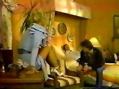 Insatiable homemade Cuckold, Vintage porn scene