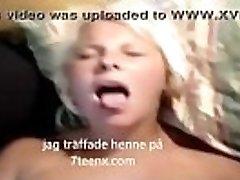 Swedish porn casting