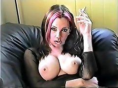 Best fledgling Big Tits, Smoking xxx video